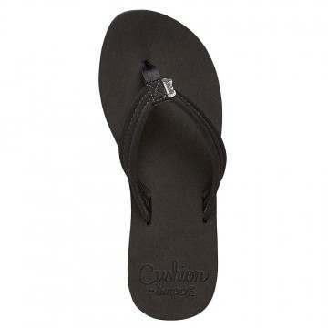 Reef Cushion Breeze Sandals Black/Black