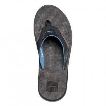 Reef Fanning Sandals Grey/Light Blue