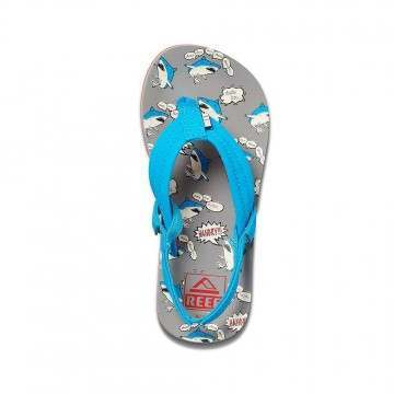 Reef Infant Boys Little Ahi Sandals Nom