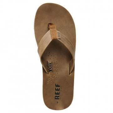 Reef Draftsmen Sandals Bronze Brown