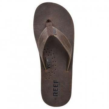 Reef Draftsmen Sandals Chocolate
