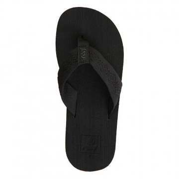 Reef Sandy Sandals Black/Black