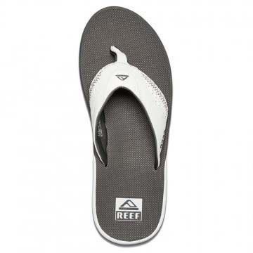 Reef Fanning Sandals Grey/White