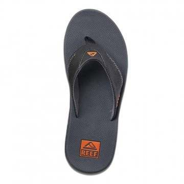 Reef Fanning Sandals Neon Orange
