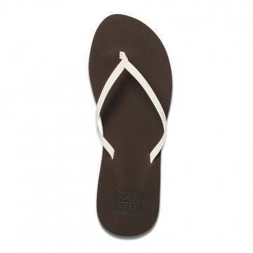 Reef Bliss Nights Sandals Brown/White