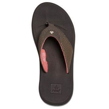 Reef Rover Sandals Brown/Coral