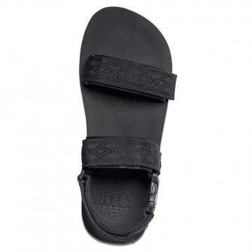 Reef Convertible Sandals Black