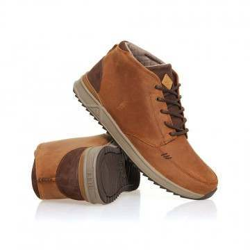 Reef Rover Mid WT Shoes Chocolate/Brown