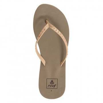 Reef Bliss Embellish Sandals Rose Gold