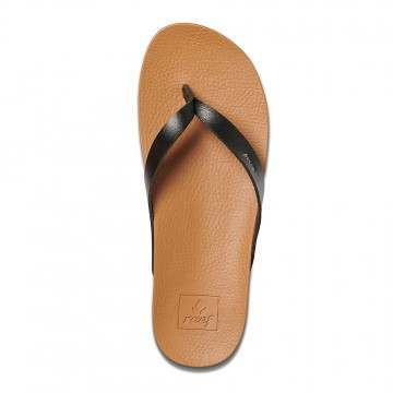 Reef Cushion Bounce Court Sandals Black/Natural