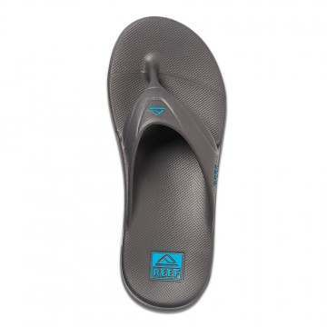 Reef One Sandals Grey/Blue