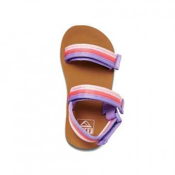 Reef Infant Girls Ahi Convert Sandals Sorbet