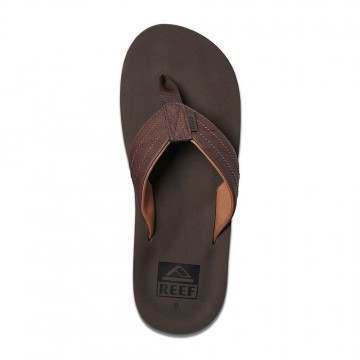 Reef Twinpin Lux Sandals Brown