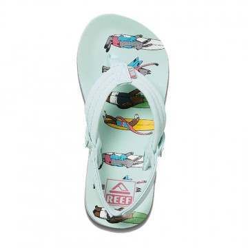 Reef Infant Girls Ahi Sandals Friends