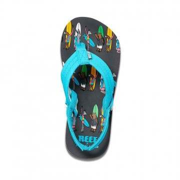 Reef Infant Boys Little Ahi Sandals Surfing
