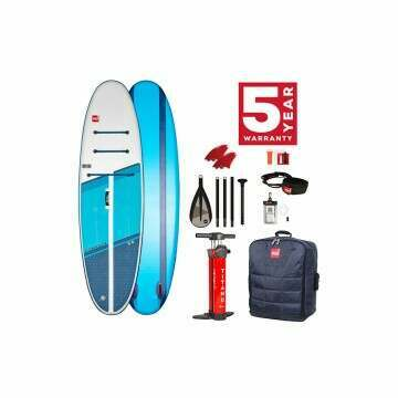 Red Paddle Compact 9ft 6 Inflatable Paddleboard