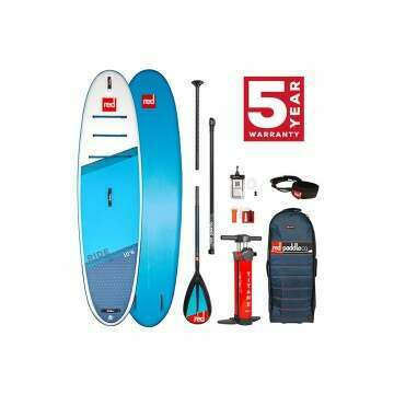 Red Paddle Ride 10ft 6 Inflatable Paddleboard Blue