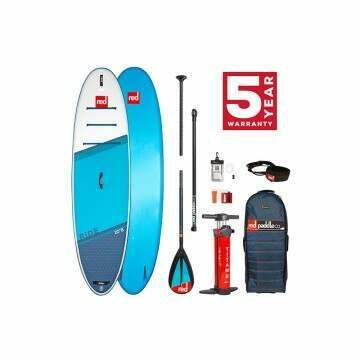 Red Paddle Ride 10ft 8 Inflatable Paddleboard