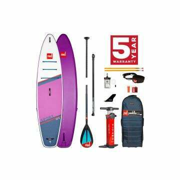 Red Paddle Sport 11Ft 3 Inflatable Paddleboard Purple