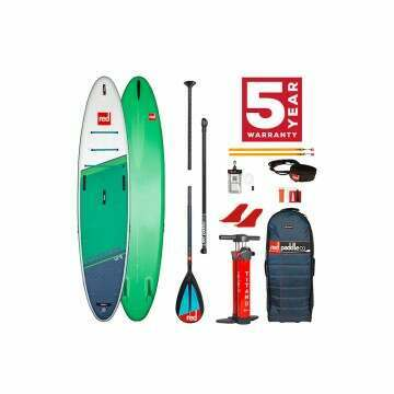 Red Paddle Voyager 12ft 6 Inflatable Paddleboard