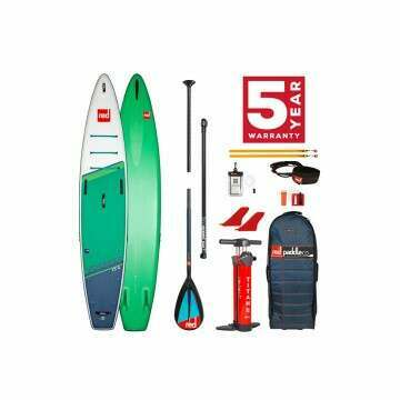 Red Paddle Voyager 13ft 2 Inflatable Paddleboard