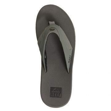 Reef Fanning Sandals Grey/Black