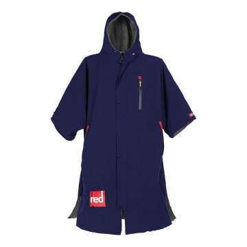 Red Paddle Pro Changing Jacket Navy