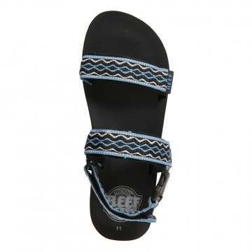 Reef Convertible Sandals Black/Grey/Blue