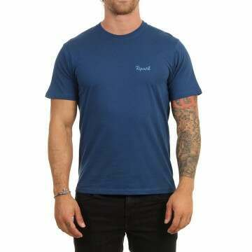 Ripcurl Saltwater Eco Tee Royal Blue