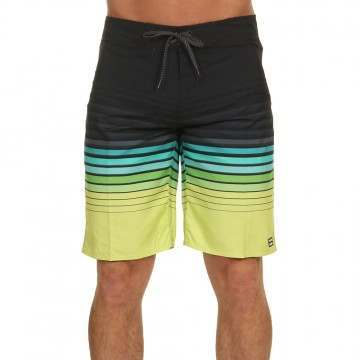 Billabong All Day Stripe OG Boardshorts Lime