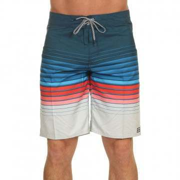 Billabong All Day Stripe OG Boardshorts Navy