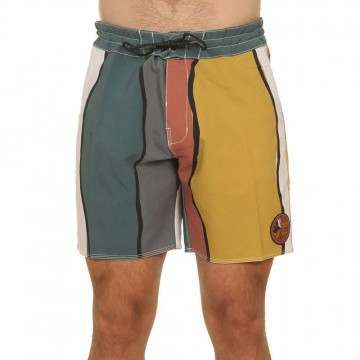 Billabong Pukas Factory LT Boardshorts Green