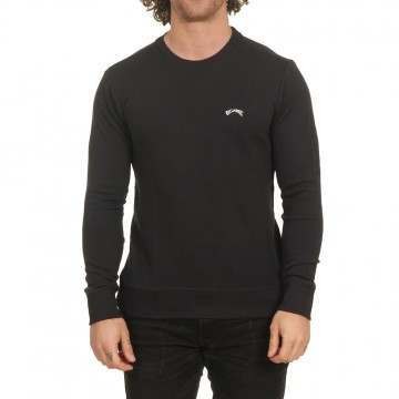 Billabong Original Arch Crew Black