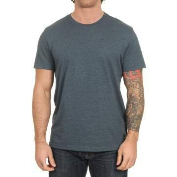 Billabong All Day Crew SS Tee Dark Indigo