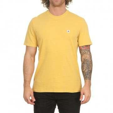 Element Sunny Crew Tee Ceylon Yellow