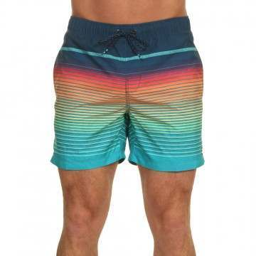 Billabong All Day Stripe LB Boardshorts Navy