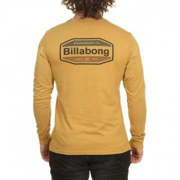 Billabong Gold Coast Long Sleeve Top Gold