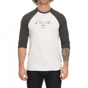 Billabong Master Of Puppets L/S Tee Vint Black