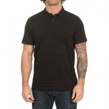 Billabong Standard Issue Polo Black
