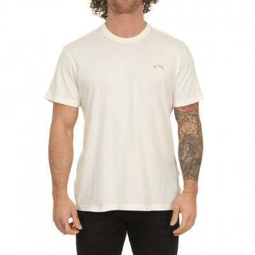 Billabong Arch Washed Tee Snow