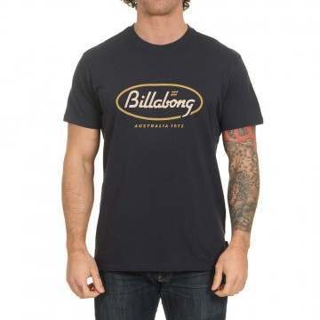 Billabong State Beach Tee Navy