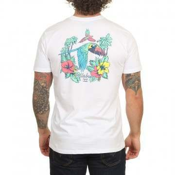 Billabong Parrot Bay Tee White