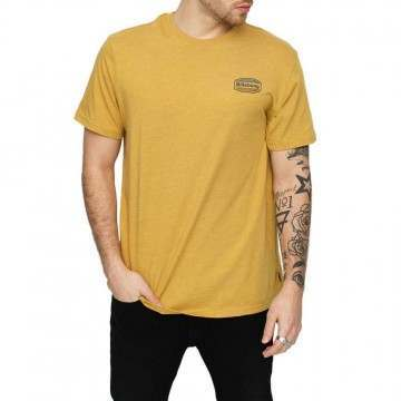 Billabong Gold Coast T-Shirt Gold