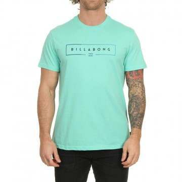 Billabong Unity Tee Light Aqua