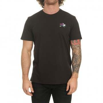 Billabong Paradise Bird Tee Black
