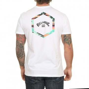 Billabong Access Tee White