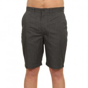 Billabong Carter Walkshorts Black Heather