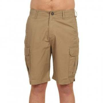 Billabong Scheme Cargo Shorts Light Khaki