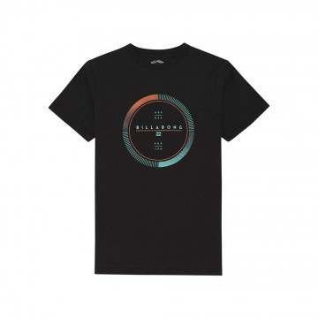 Billabong Boys Full Rotator Tee Black