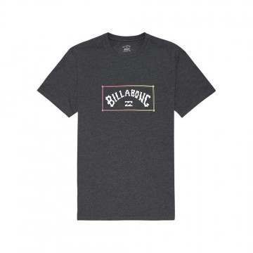 Billabong Boys Arch Tee Black